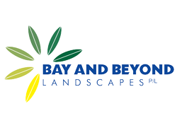 Bay and Beyond Landscapes Logo